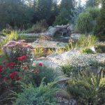 Zahrada u tří jezírek