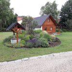 Zahrada u perníkové chaloupky